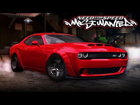 NFS Most Wanted - Added Car! - 1971 Dodge Challenger R/T 440