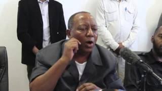 Aliyekuwa waziri Mkuu Fredick Sumaya aitaka jeshi la polisi kutokuwa chanzo cha machafuko.