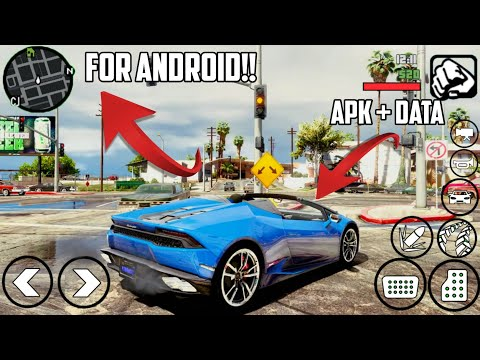 Gta 5 Download For Android Modpack V4 Best Hd Graphic Gta Sa