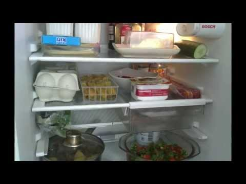Kühlschrank Wasser unter Gemüsefach - Ratgebervideo