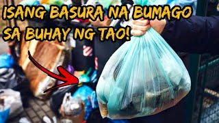 Isang Basura na bumago sa Buhay ng Tao