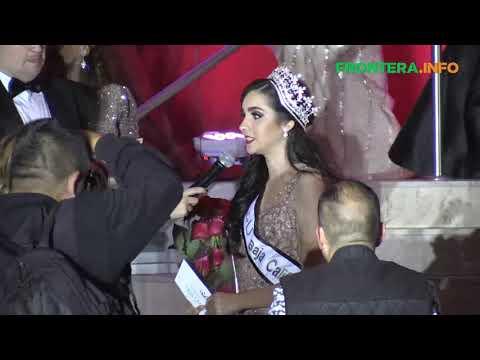 Paola Guerrero es reina de BC