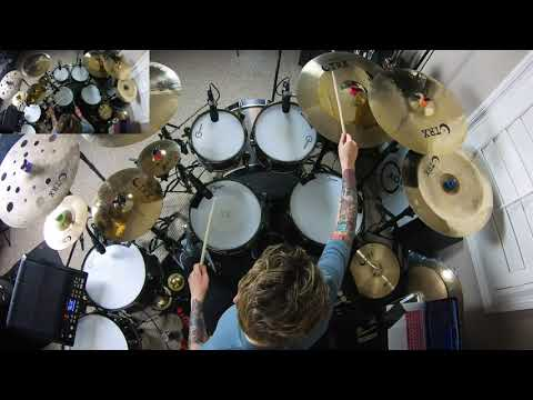 All Out Life Slipknot Harley Dewinter Drum Cover