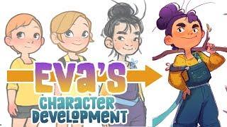 Evas Character Development ( Character Design Advice)