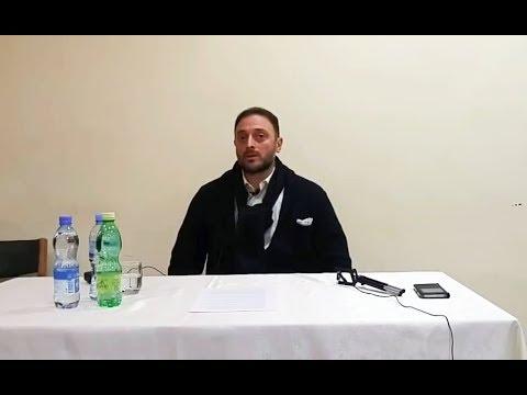 """ლევან ვასაძე სტუმრად """"ათონის დარბაზში"""" (20.03.2018)"""
