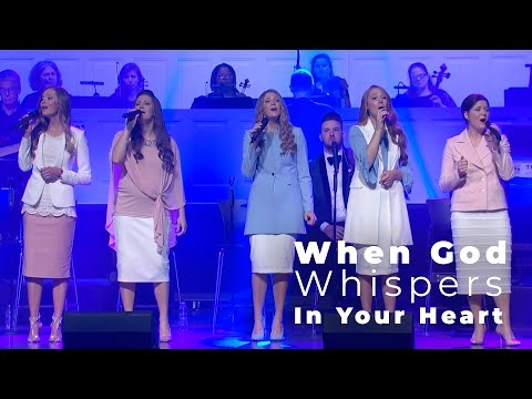 When God Whispers in Your Heart