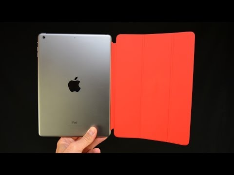 Apple iPad Air Smart Cover: Review