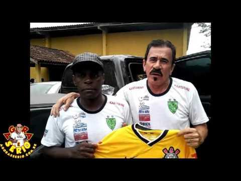Zenon e Ezequiel do Corinthians manda um Salve para o Antena do Unidos da Favela do Justinos