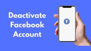 How to Deactivate Facebook Account (2021) | Deactivate Facebook Account