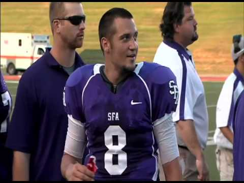 Pre-Season Look at Stephen F Austin Lumberjack Football