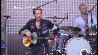 You're The Voice   Coldplay & John Farnham Live @ Sound Relief