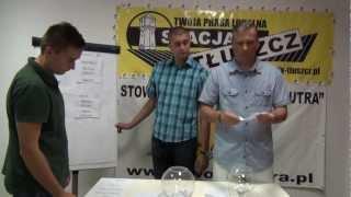 preview picture of video 'Tłuszcz: Losowanie grup w III Turnieju Siatkówki Plażowej'