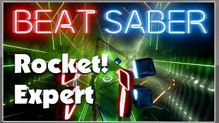 Rocket - Vexento | Beatsaber Expert Gameplay!