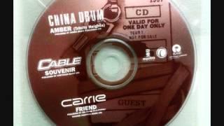 China Drum - Amber (Trinity Heights)