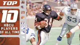 Top 10 HBCU Players of All Time   NFL Films