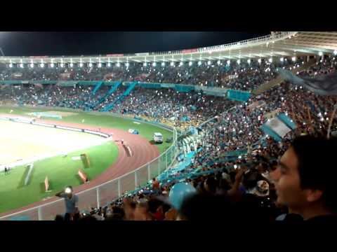 """Belgrano 3 River 2"" Barra: Los Piratas Celestes de Alberdi • Club: Belgrano"