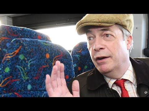 Nigel Farage predicts a low Labour turnout at 2019 General Election