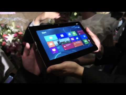 Asus Taichi Series hands-on