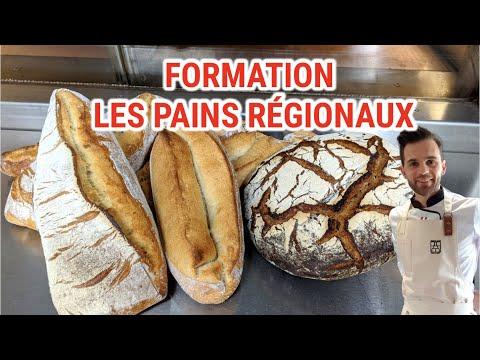 Formation en boulangerie: Les pains régionaux !
