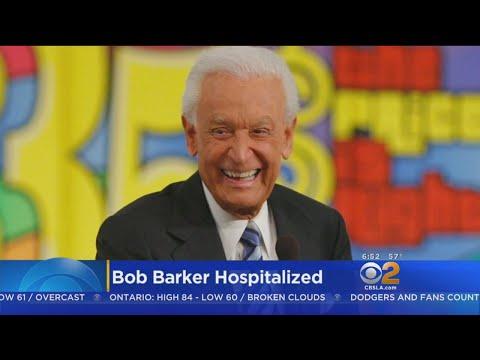 Bob Barker Hospitalized 2 Weeks After Back Injury