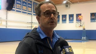 UCLA M. Basketball Media Availability - Murry Bartow - 1.16.19