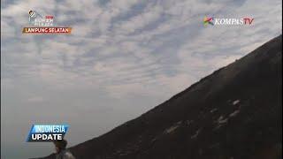 Pesona Anak Krakatau, Gunung Berapi di Tengah Laut