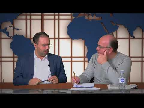 Συνέντευξη του Δημάρχου Βέροιας Κώστα Βοργιαζίδη
