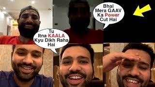 Rohit Sharma Funny Moments With Mohommed Shami | Last Page Readers