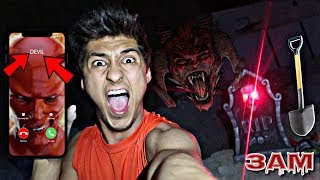 DO NOT RAISE THE DEVIL AT 3AM!! *OMG IT ACTUALLY WORKED*