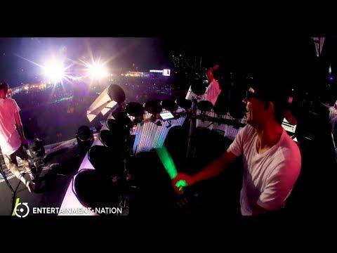 Illumination DJ - Festival Performance
