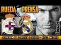 Depor - Real Madrid Rueda de prensa (19/08/17)  