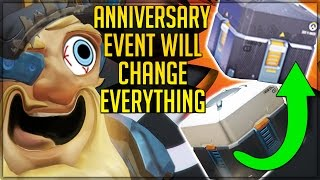 POSSIBLY ALL CLASSIC SKINS REMOVED AND REPLACED!? - Overwatch Discussion and Theory!