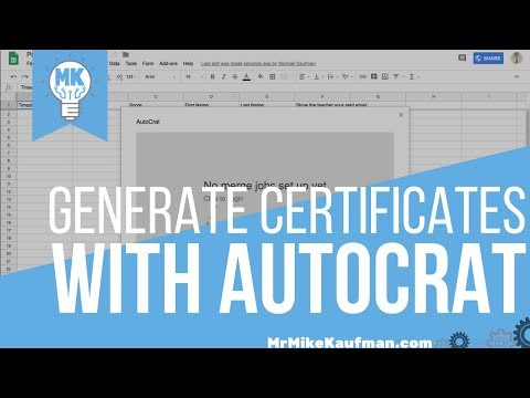 Generating Certificates Automatically from Google Forms with ...