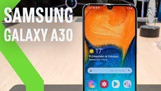 Samsung Galaxy A30, Primeras impresiones: la GAMA MEDIA que no quiere parece GAMA ALTA