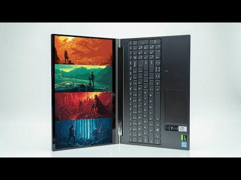 External Review Video C1DsFZdXabE for Lenovo Yoga C940 C940-14IIL(14-in) & C940-15IRH (15.6-in) 2-in-1 Laptops