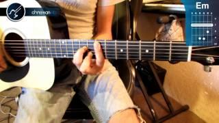 """Cómo Tocar """"Kumbala"""" De La Maldita Vecindad En Guitarra (HD) Tutorial - Christianvib"""