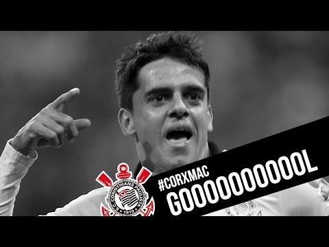 Gol do Corinthians: Fagner marca o segundo do Timão