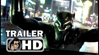 "BLACK PANTHER ""Entourage"" Official Trailer (2018) Marvel Superhero Movie HD SUBSCRIBE for more Movie Trailers HERE: https://goo.gl/Yr3O86 PLOT: T'Challa, the new ruler of the advanced kingdom..."