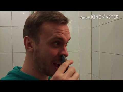 FIX price vs волосы в носу: распаковка триммера