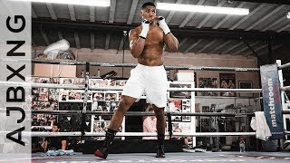Do It For Passion ~ Anthony Joshua