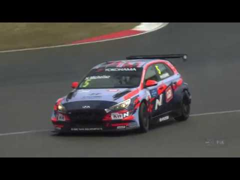 Highlights from First Qualifying - FIA WTCR Race of Germany