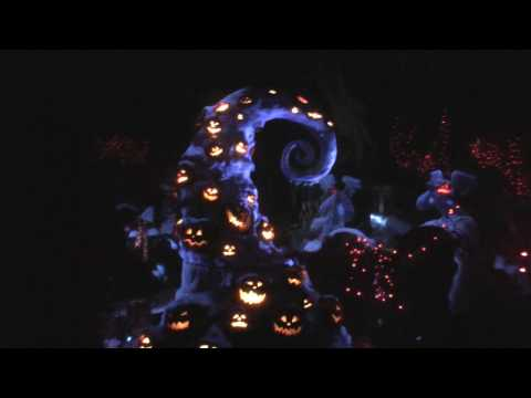 Haunted Mansion Meets A Nightmare Before Christmas - HD
