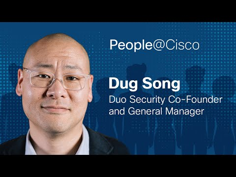 People@Cisco: Dug Song