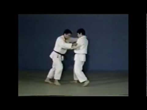 Judo - Hane-makikomi