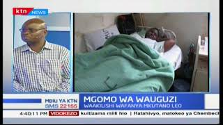 KNUN Sec Gen Seth Panyako refutes snubbing agreement reached with Government on CBA