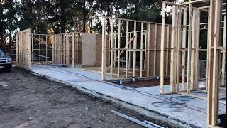 New Home Build Progress Mclaren Vale