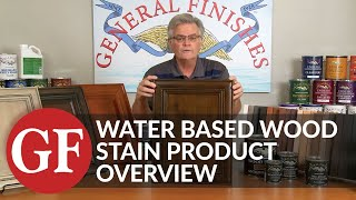 How To Achieve Dark Colors With Water-Based Stains | Product Overview Overview | General Finishes
