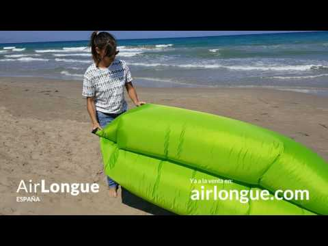 AirLongue - Sofá inflable 2016 - v1