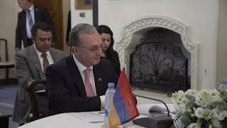 Первая трехсторонняя встреча в формате Армения-Греция-Кипр состоялась в Никосии