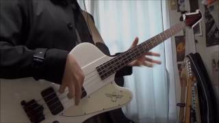 John Entwistle - Heaven and Hell 【 King Biscuit】(Bass Cover)